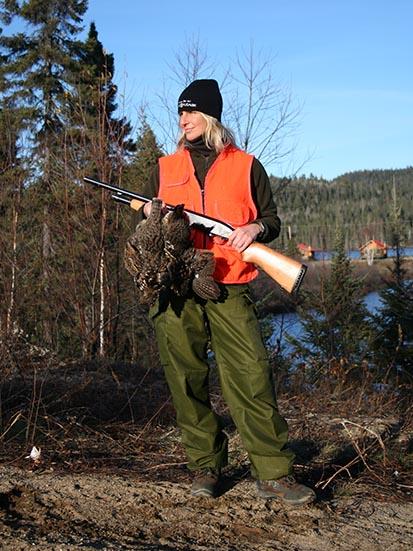 Chasse Les forêts abondent de gibier: chasse au petit gibier, ours, orignal.